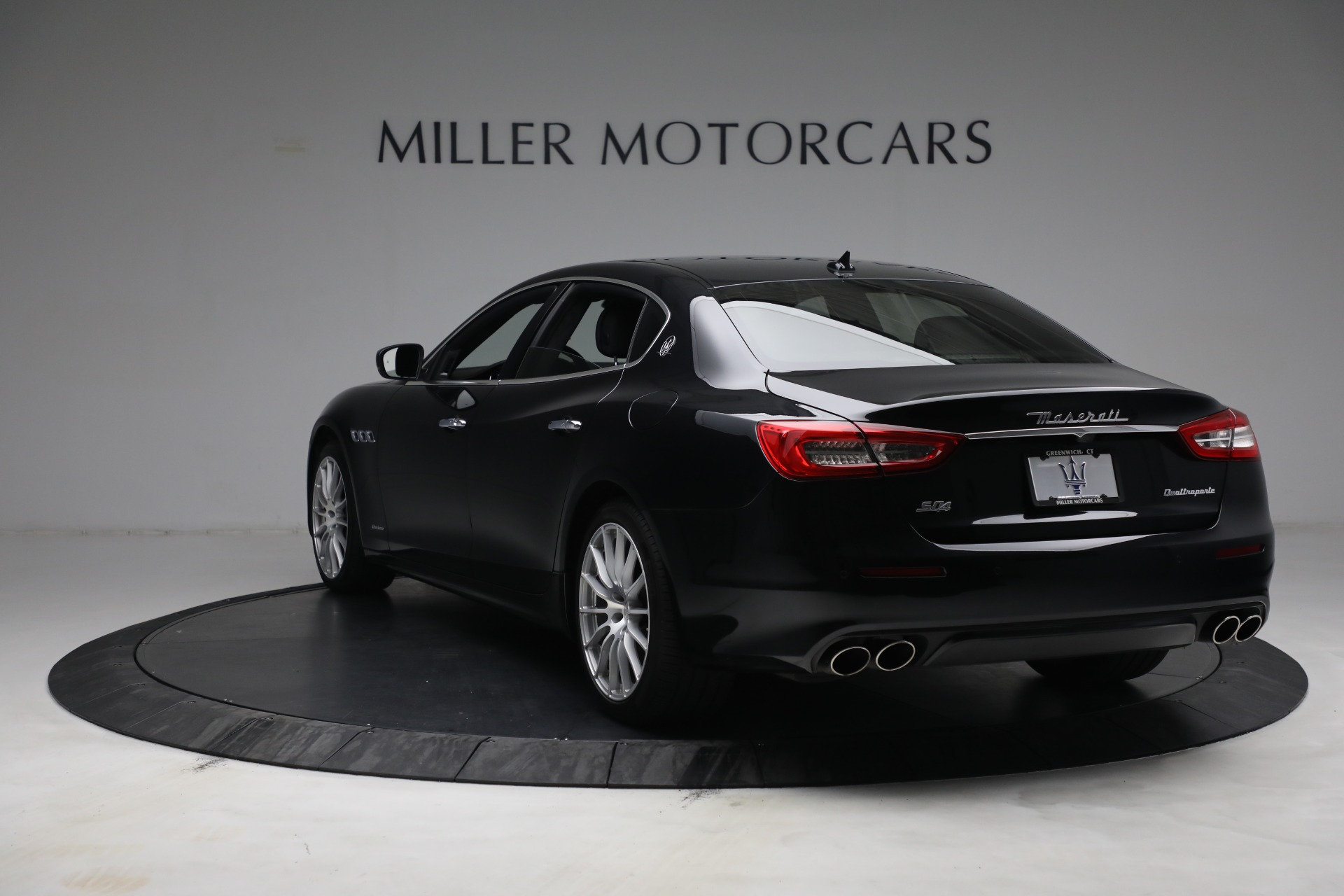New 2019 Maserati Quattroporte S Q4 GranLusso For Sale In Greenwich, CT 2619_p5
