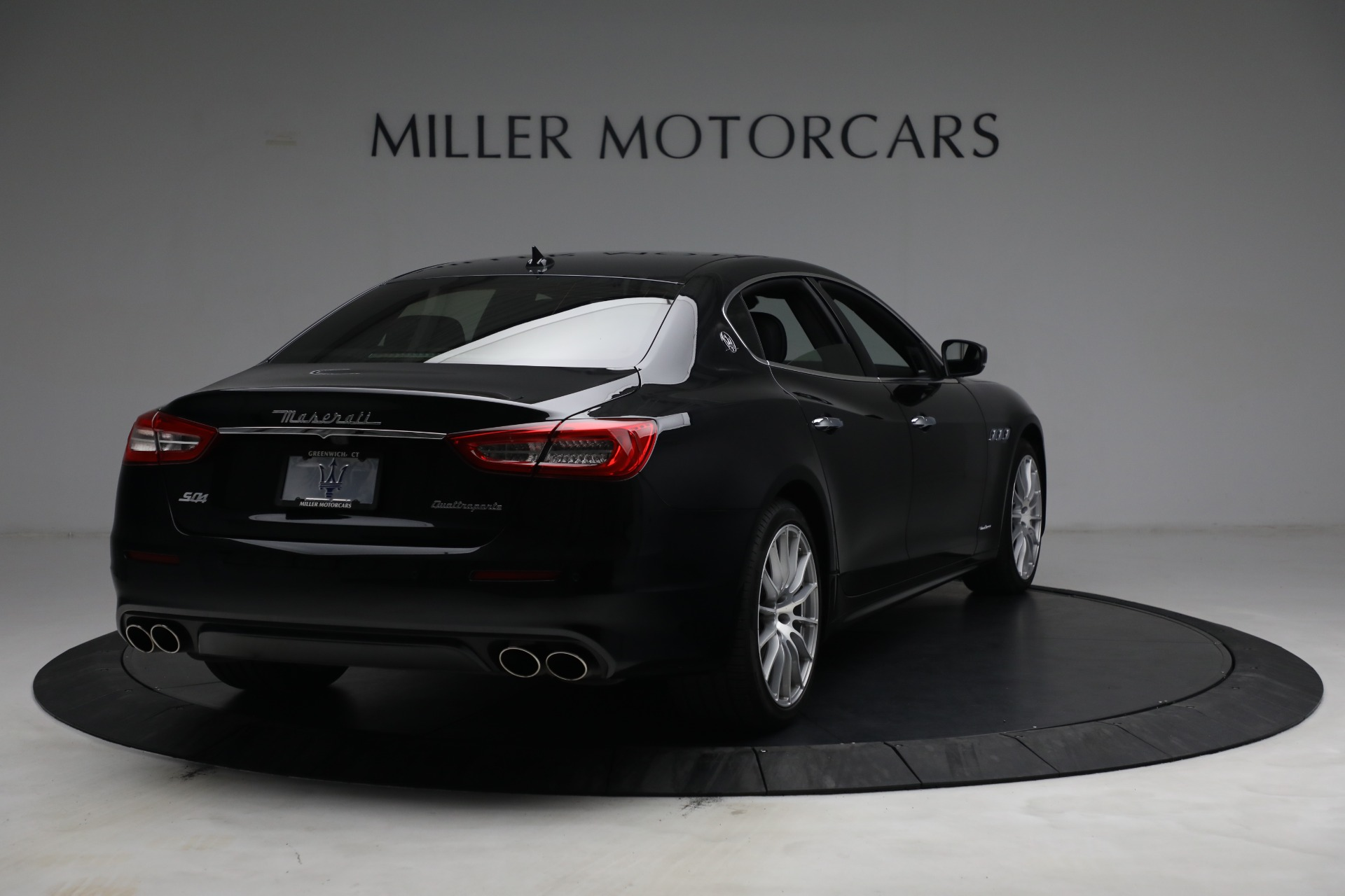 New 2019 Maserati Quattroporte S Q4 GranLusso For Sale In Greenwich, CT 2619_p7