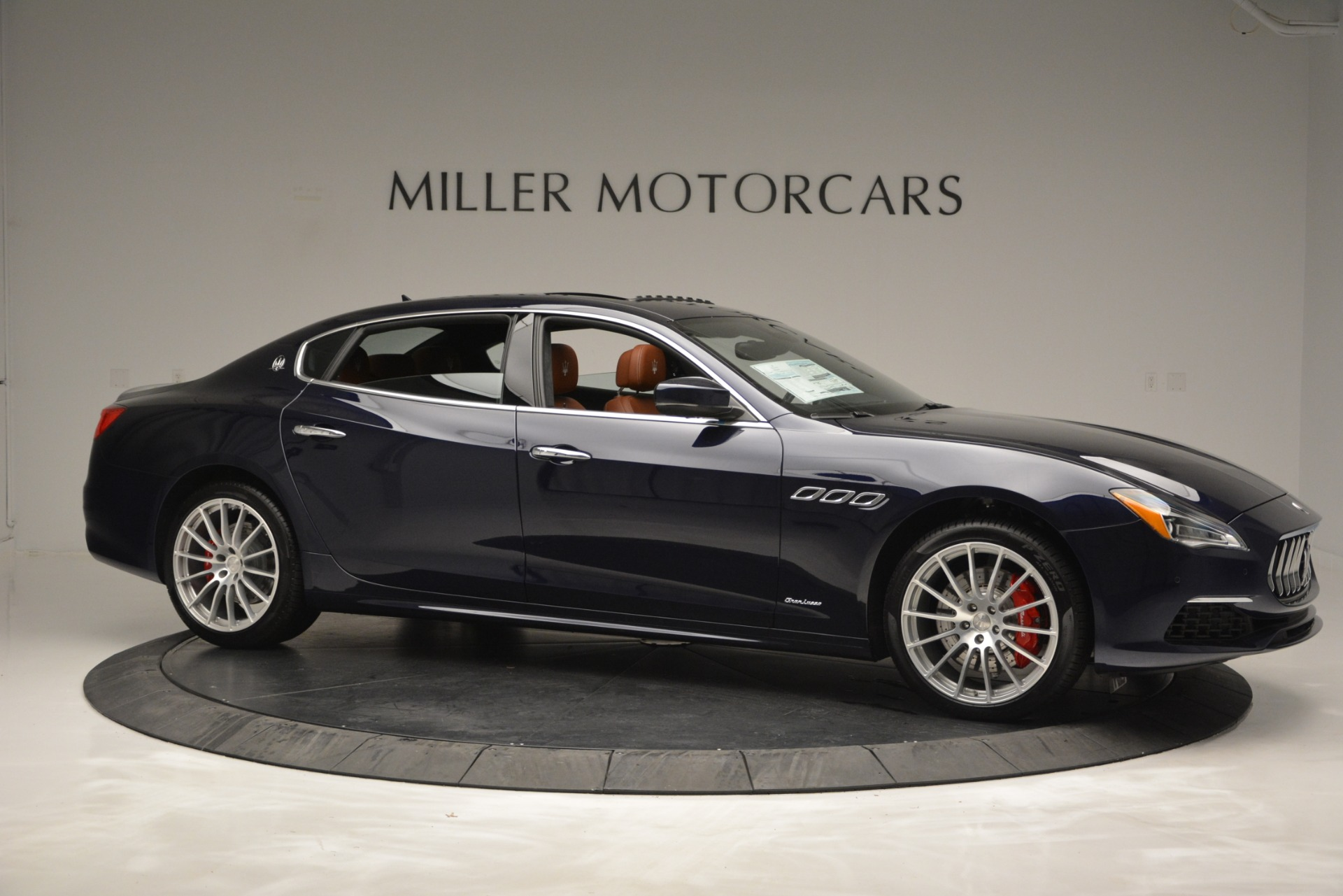 New 2019 Maserati Quattroporte S Q4 GranLusso For Sale In Greenwich, CT 2620_p10