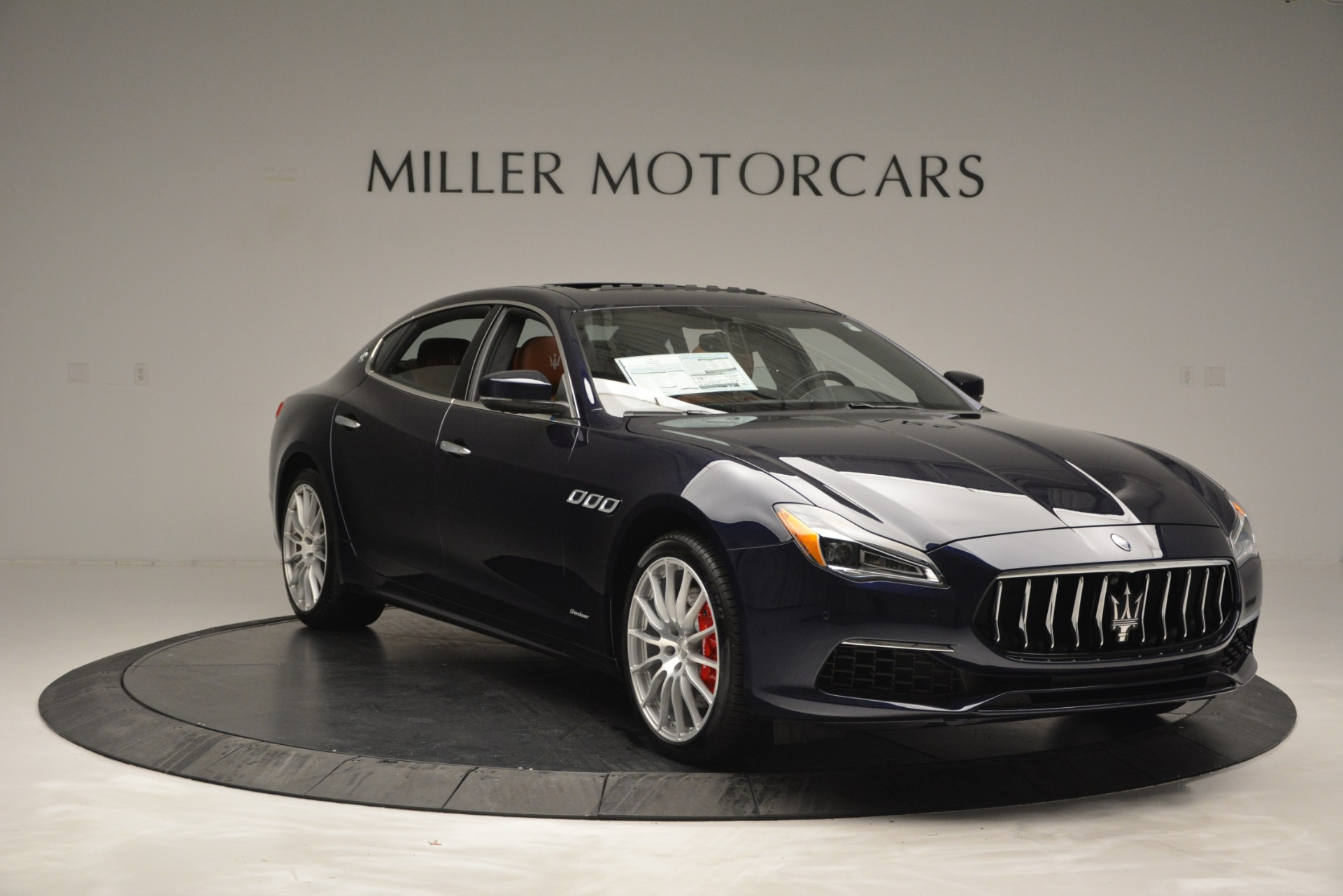 New 2019 Maserati Quattroporte S Q4 GranLusso For Sale In Greenwich, CT 2620_p11