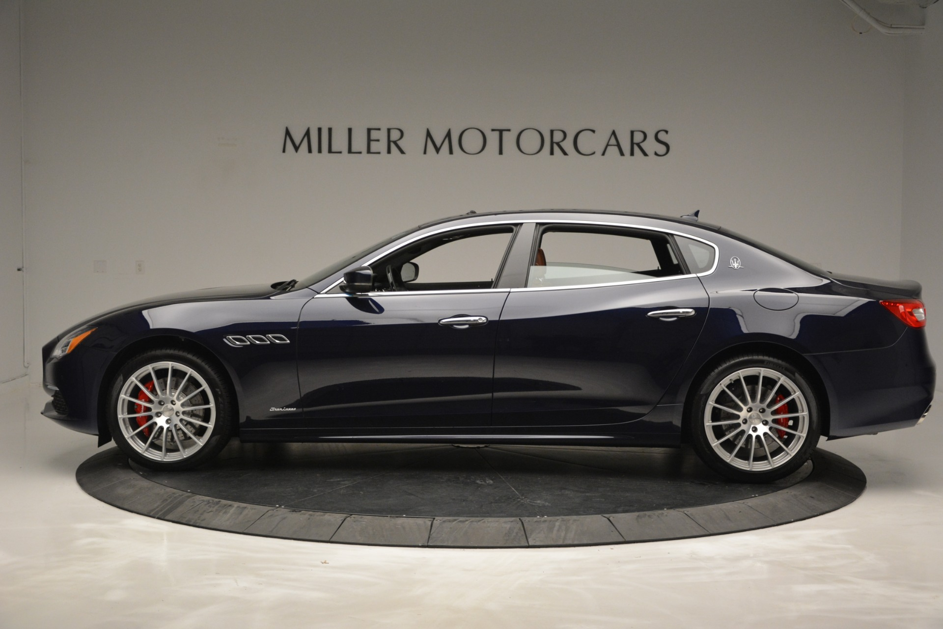 New 2019 Maserati Quattroporte S Q4 GranLusso For Sale In Greenwich, CT 2620_p3