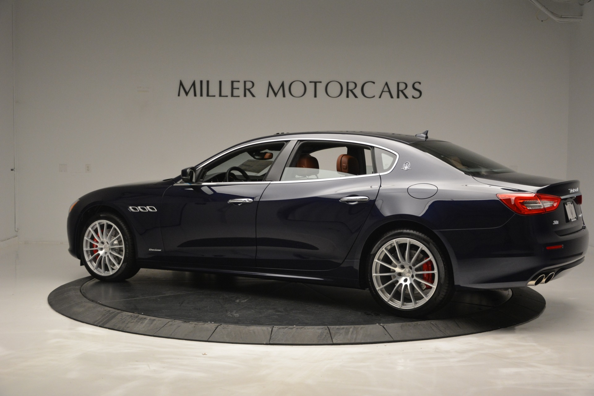 New 2019 Maserati Quattroporte S Q4 GranLusso For Sale In Greenwich, CT 2620_p4
