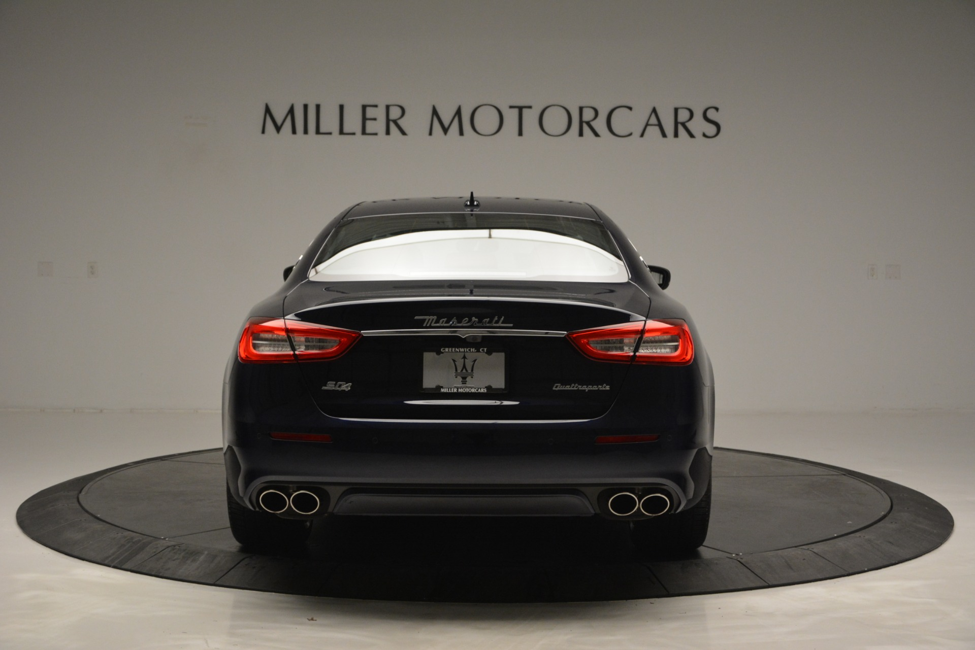 New 2019 Maserati Quattroporte S Q4 GranLusso For Sale In Greenwich, CT 2620_p6