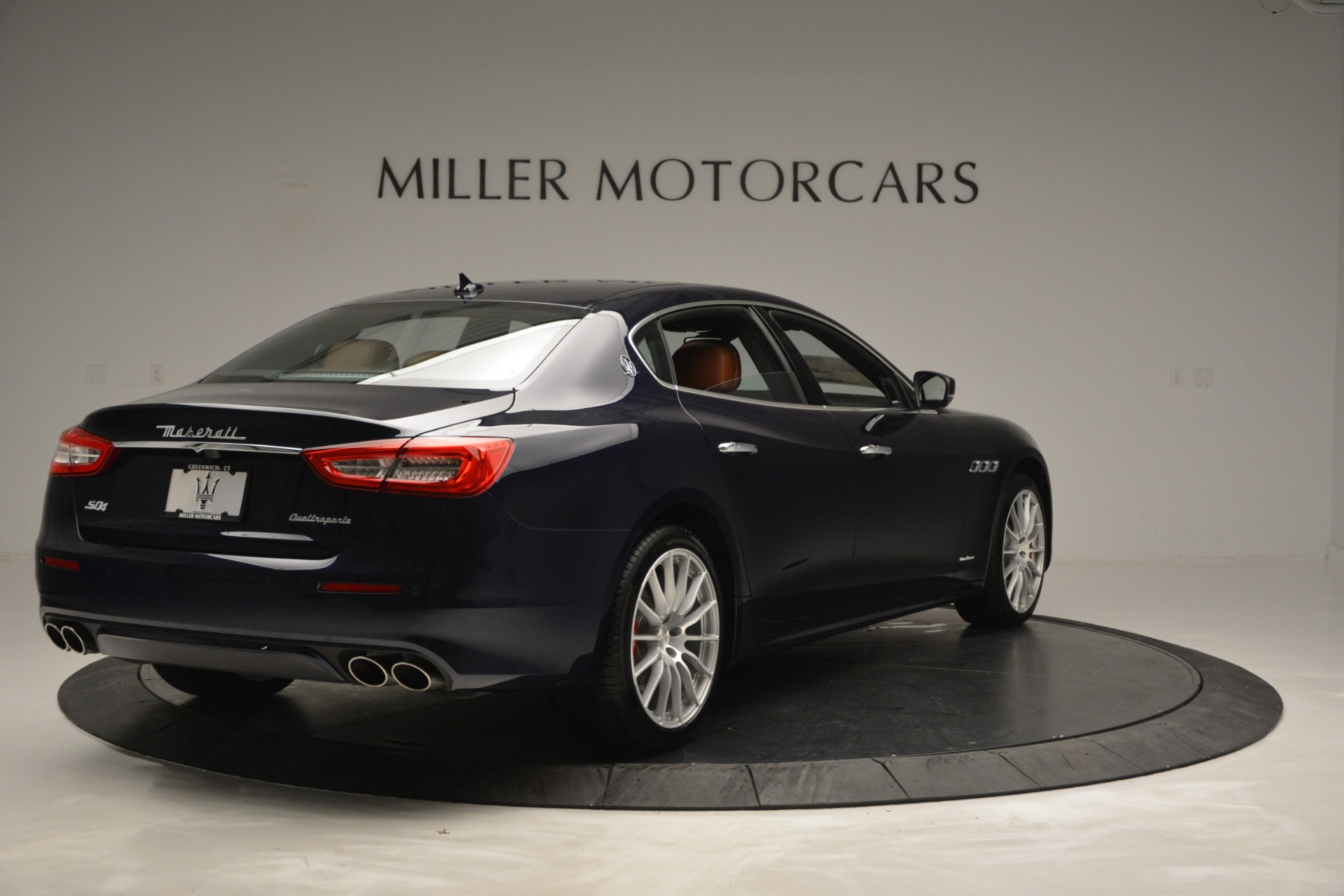 New 2019 Maserati Quattroporte S Q4 GranLusso For Sale In Greenwich, CT 2620_p7