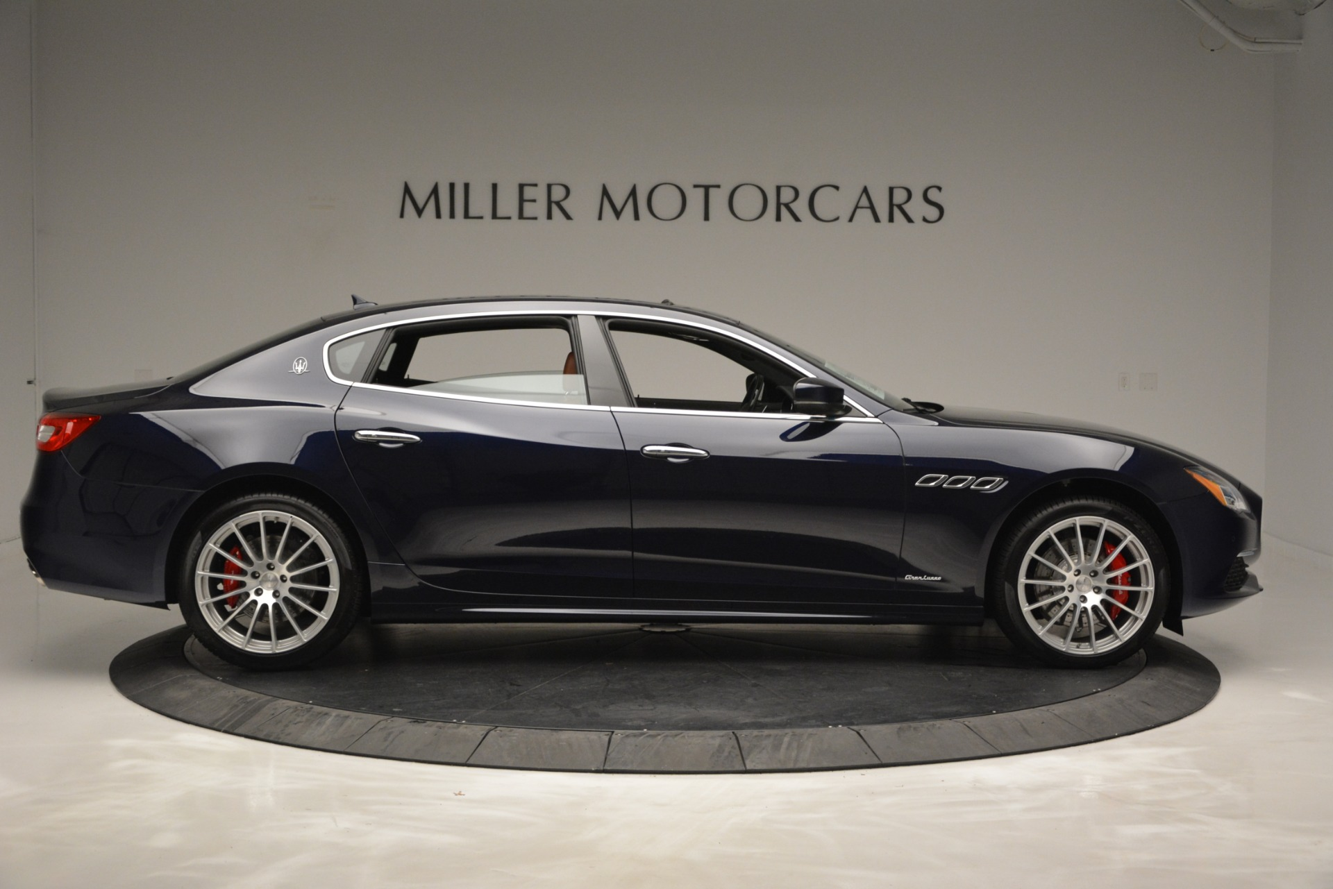 New 2019 Maserati Quattroporte S Q4 GranLusso For Sale In Greenwich, CT 2620_p9