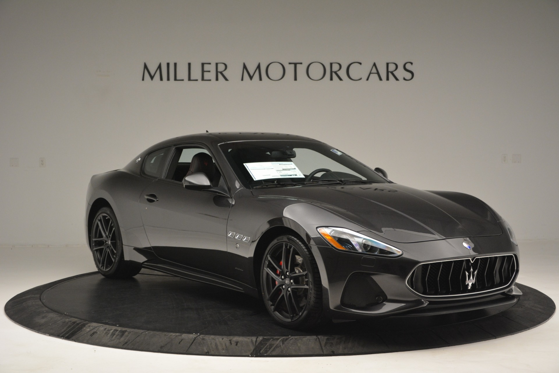 New 2018 Maserati GranTurismo Sport For Sale In Greenwich, CT 2621_p10