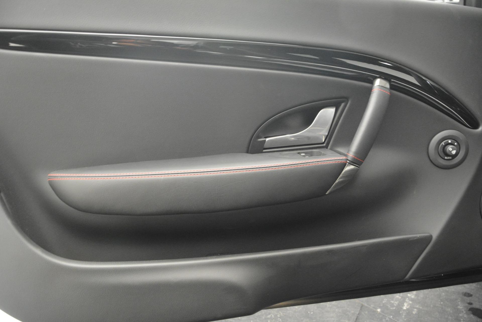 New 2018 Maserati GranTurismo Sport For Sale In Greenwich, CT 2621_p17