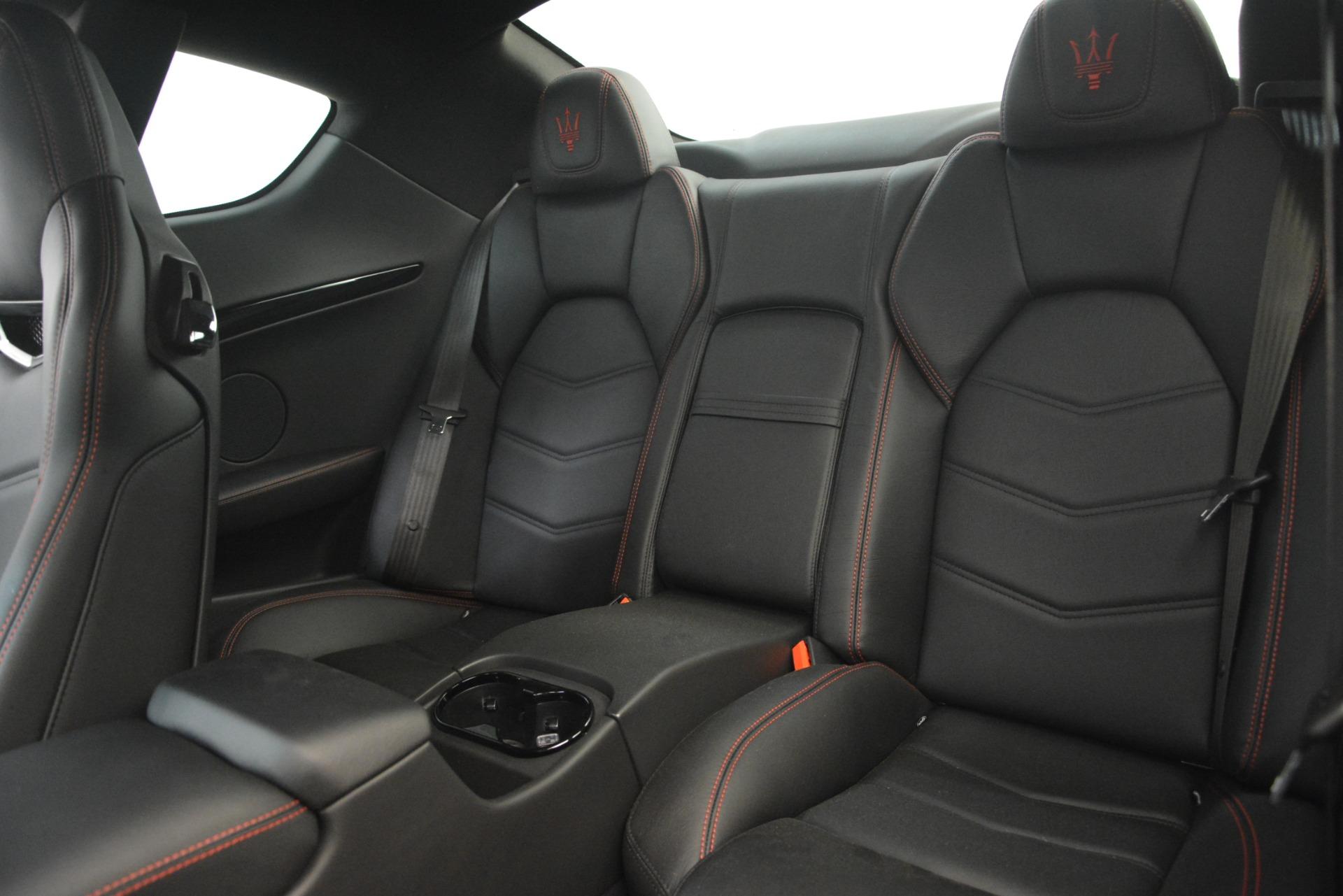 New 2018 Maserati GranTurismo Sport For Sale In Greenwich, CT 2621_p18