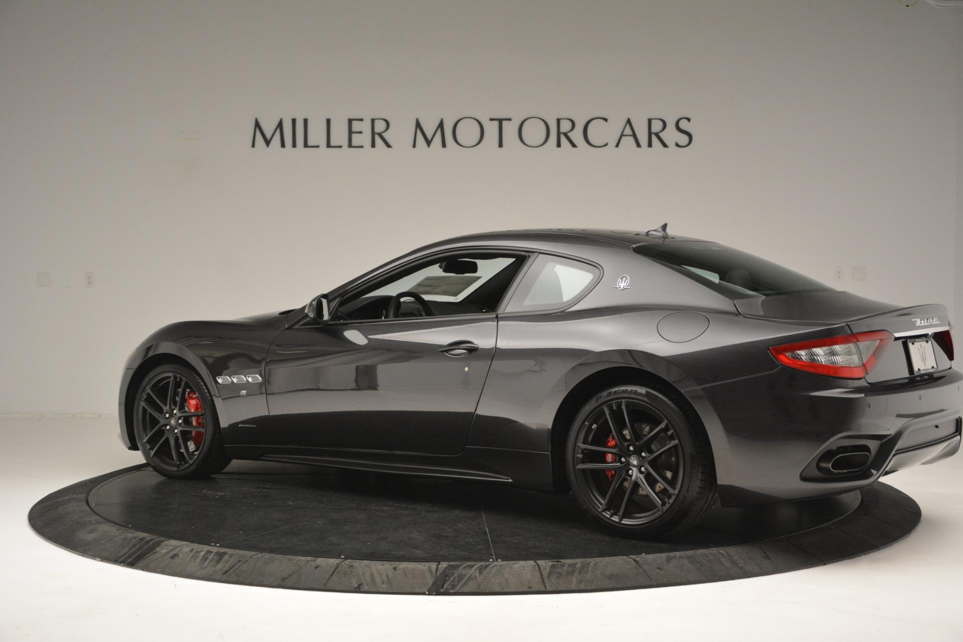 New 2018 Maserati GranTurismo Sport For Sale In Greenwich, CT 2621_p3