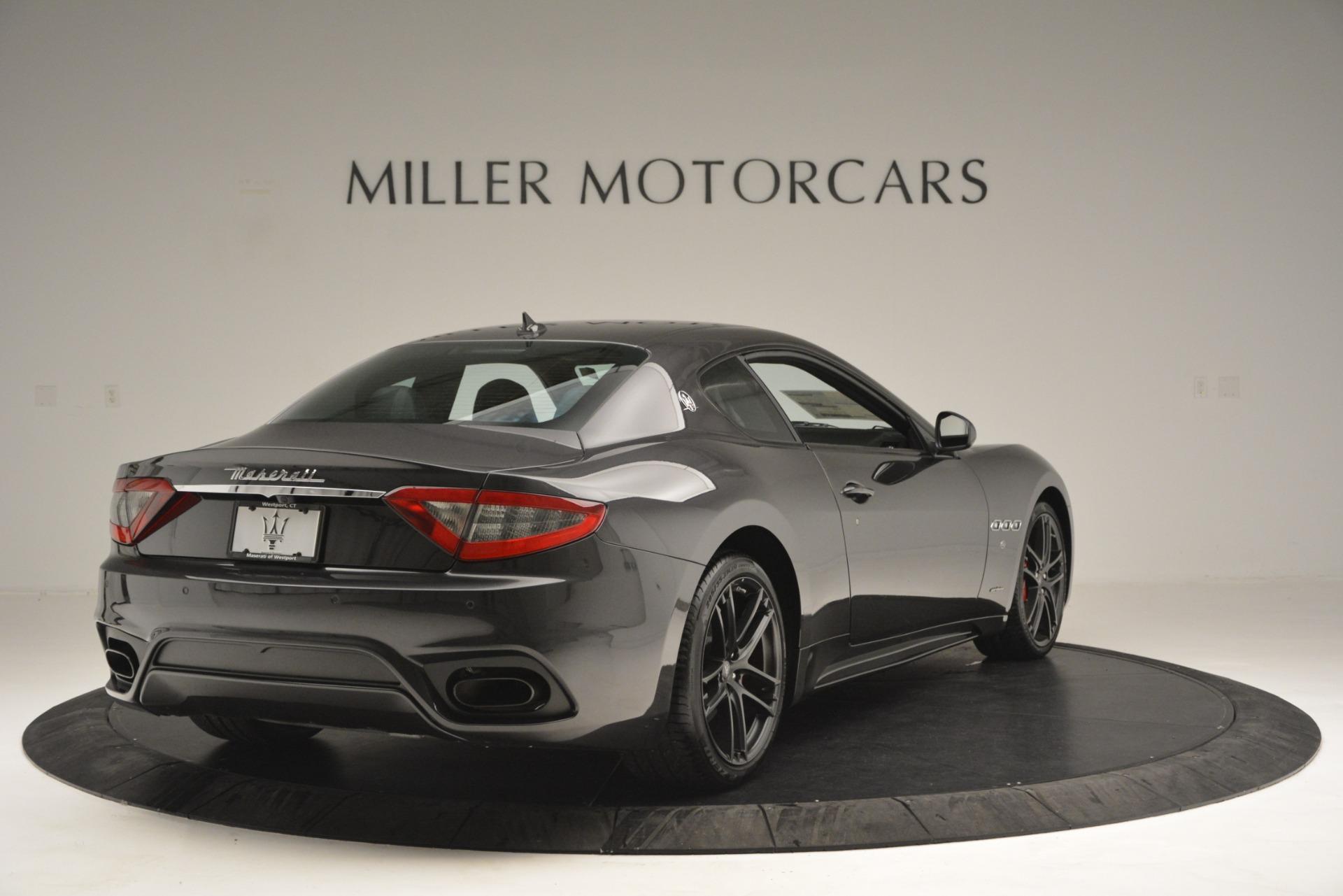 New 2018 Maserati GranTurismo Sport For Sale In Greenwich, CT 2621_p7
