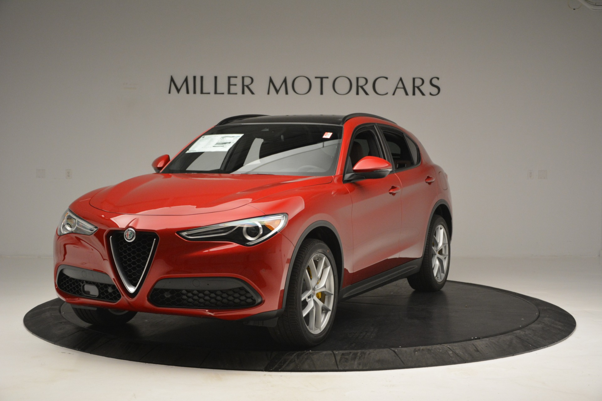 New 2018 Alfa Romeo Stelvio Ti Sport Q4 For Sale In Greenwich, CT 2628_main