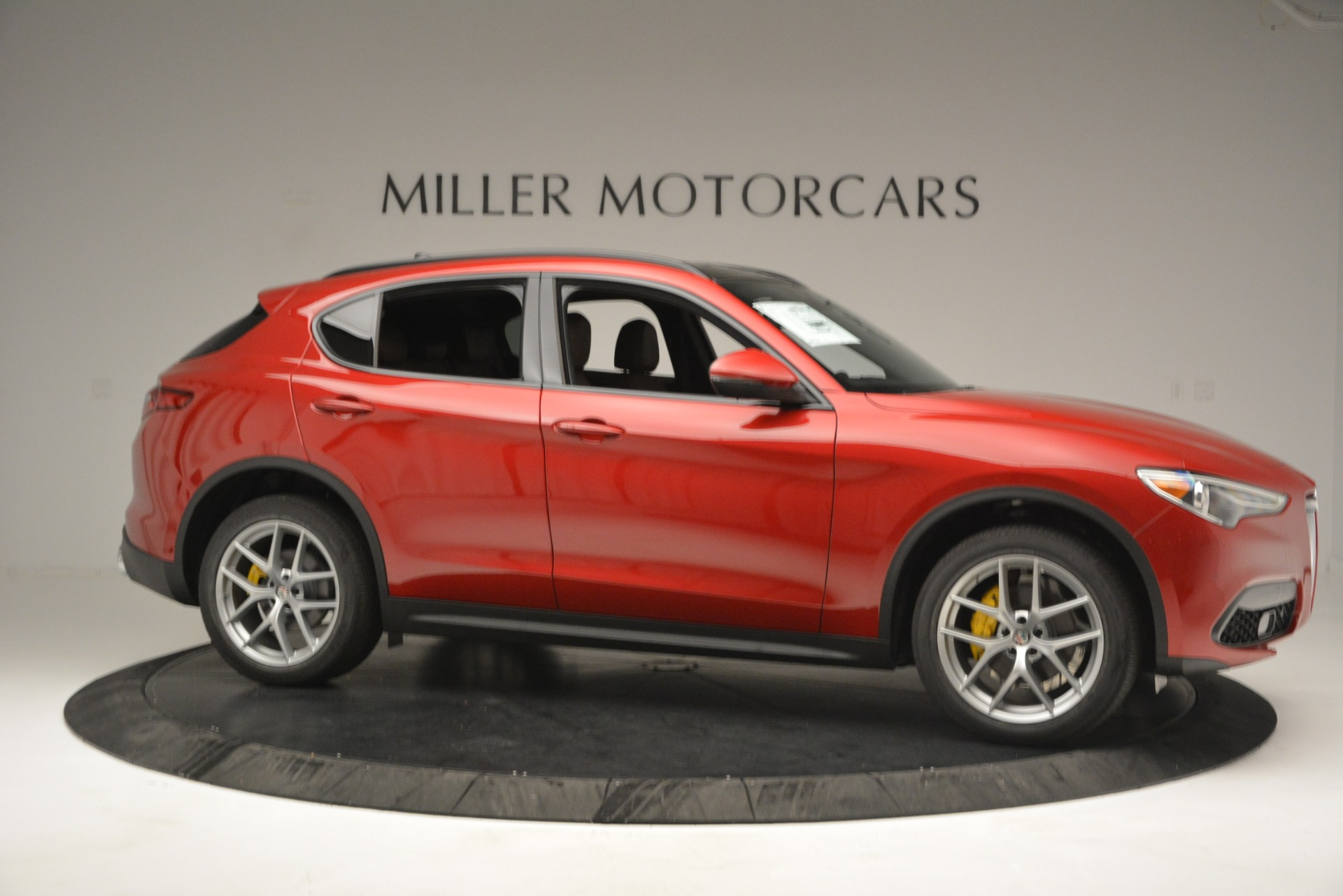 New 2018 Alfa Romeo Stelvio Ti Sport Q4 For Sale In Greenwich, CT 2628_p10