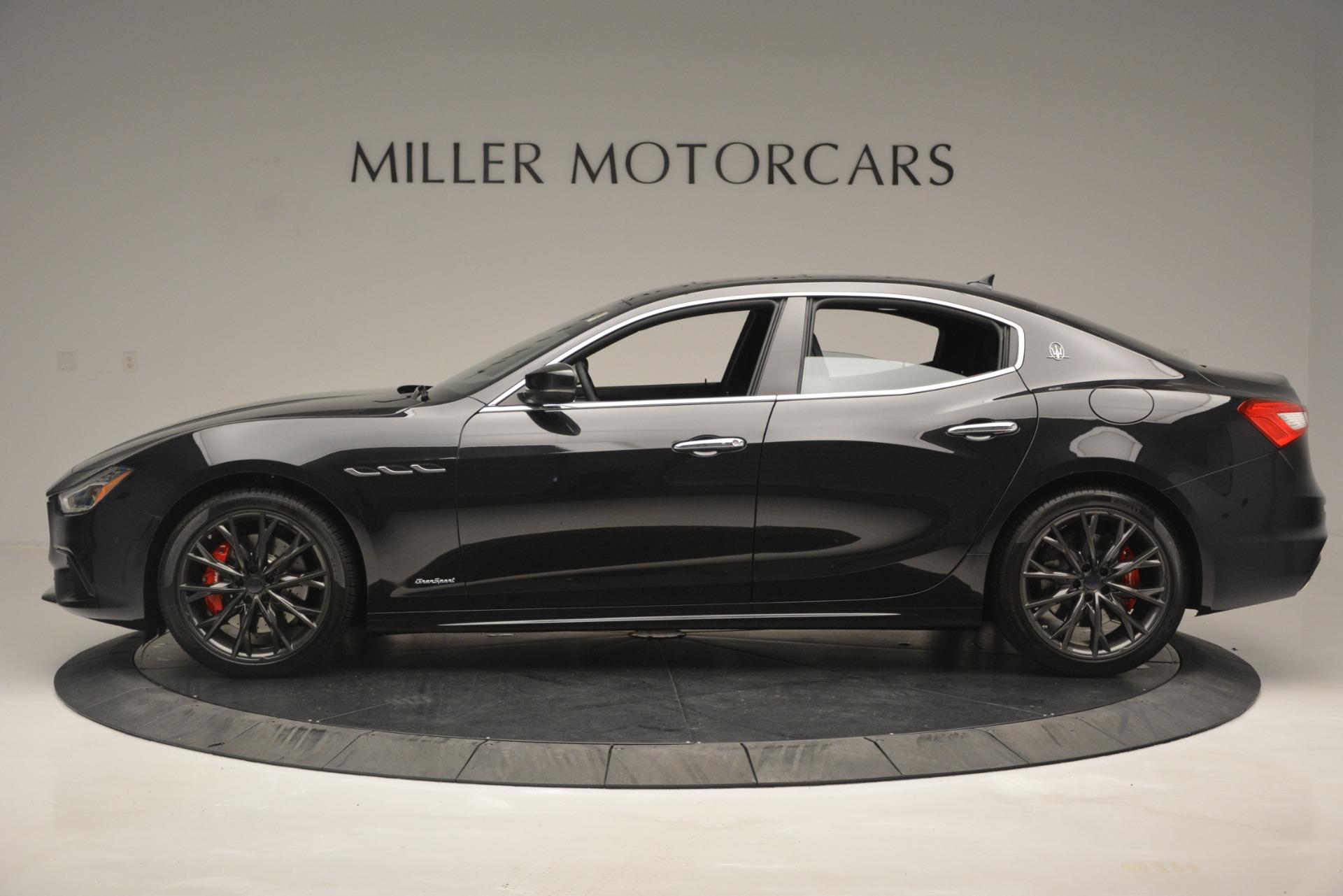 New 2019 Maserati Ghibli S Q4 GranSport For Sale In Greenwich, CT 2635_p3