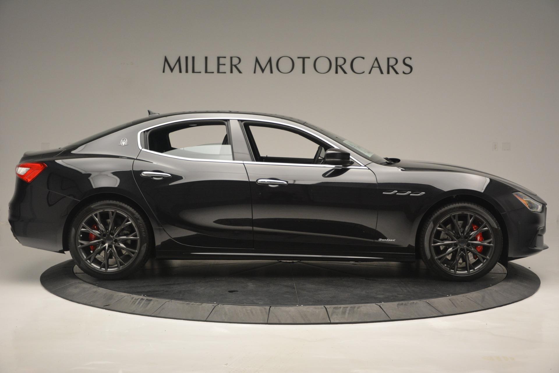 New 2019 Maserati Ghibli S Q4 GranSport For Sale In Greenwich, CT 2635_p9
