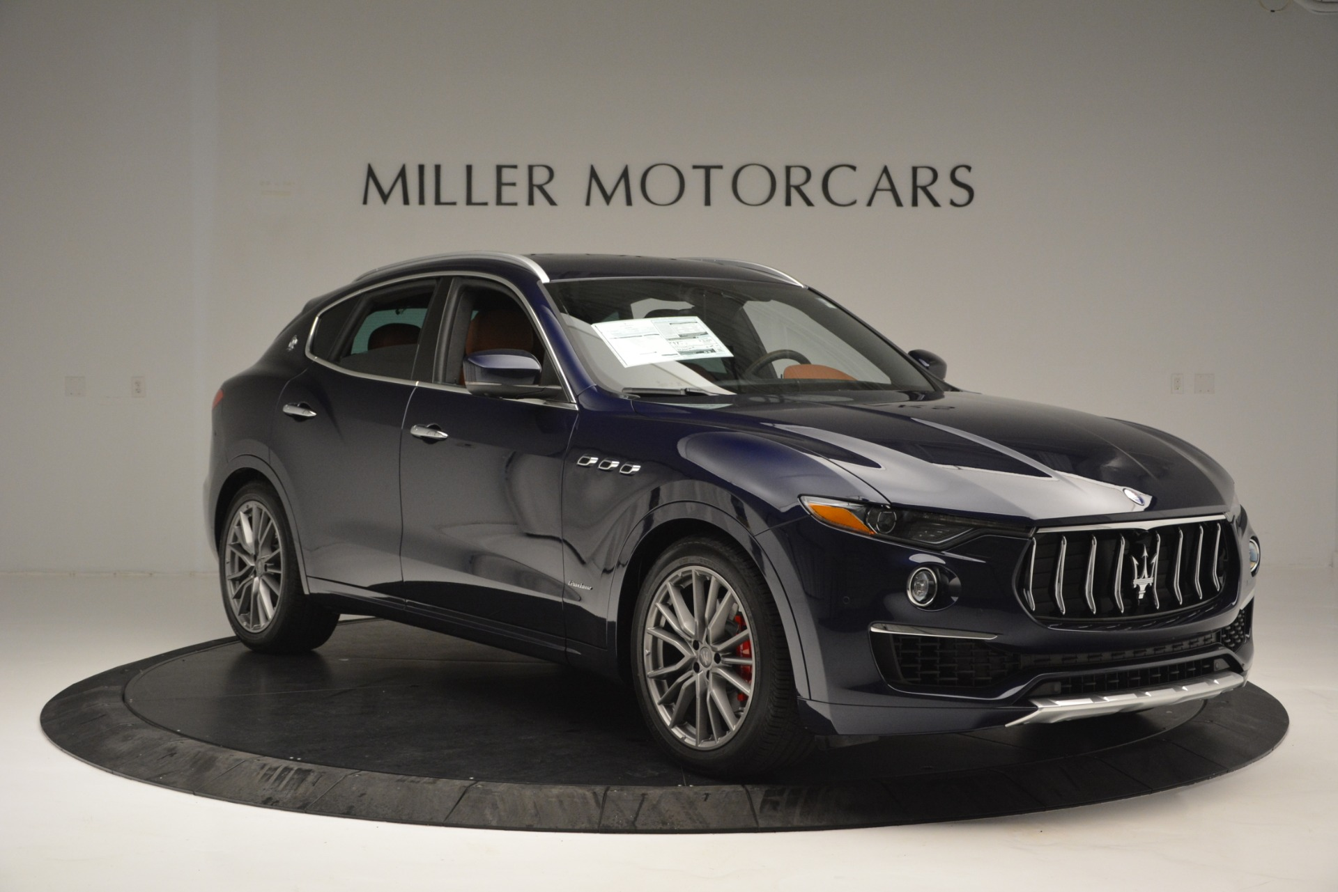 Used 2019 Maserati Levante Q4 GranLusso For Sale In Greenwich, CT 2636_p11