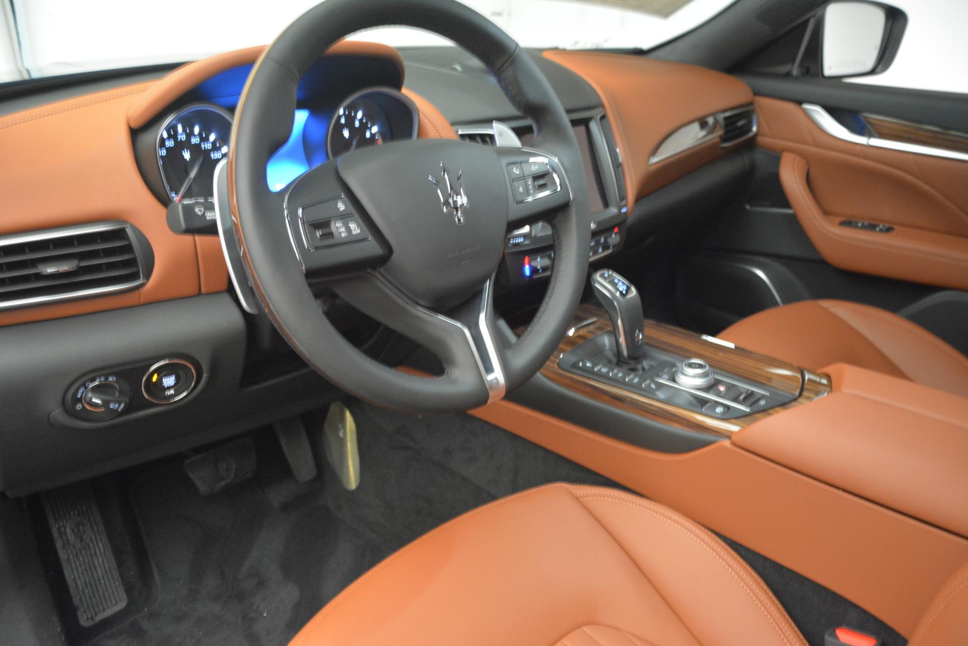 Used 2019 Maserati Levante Q4 GranLusso For Sale In Greenwich, CT 2636_p13