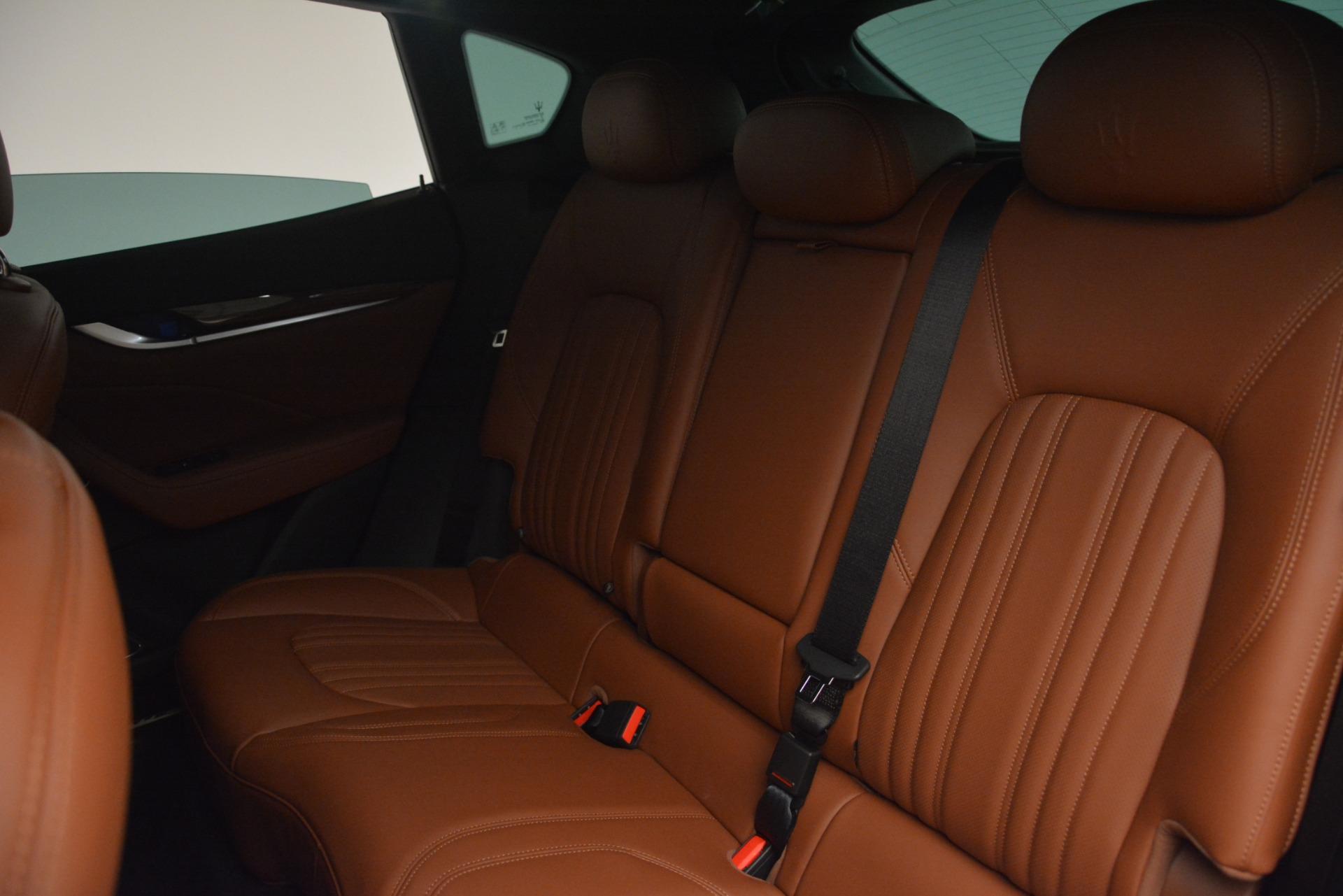 Used 2019 Maserati Levante Q4 GranLusso For Sale In Greenwich, CT 2636_p19