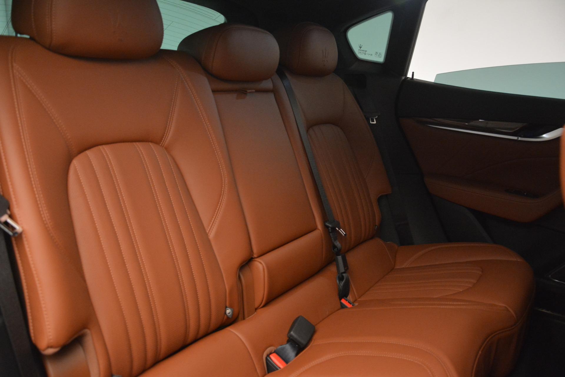 Used 2019 Maserati Levante Q4 GranLusso For Sale In Greenwich, CT 2636_p25