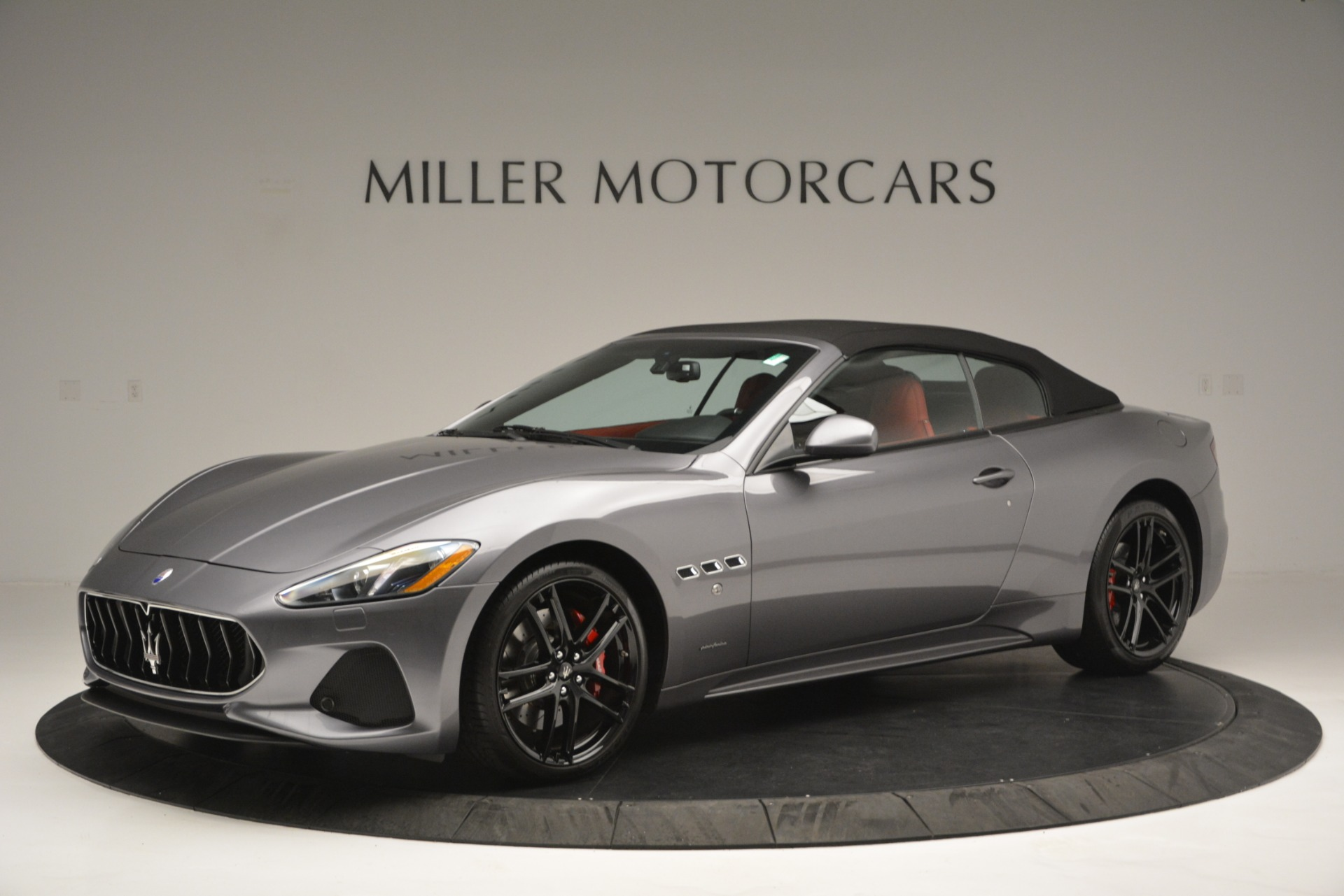 Used 2018 Maserati GranTurismo Sport For Sale In Greenwich, CT 2637_p12