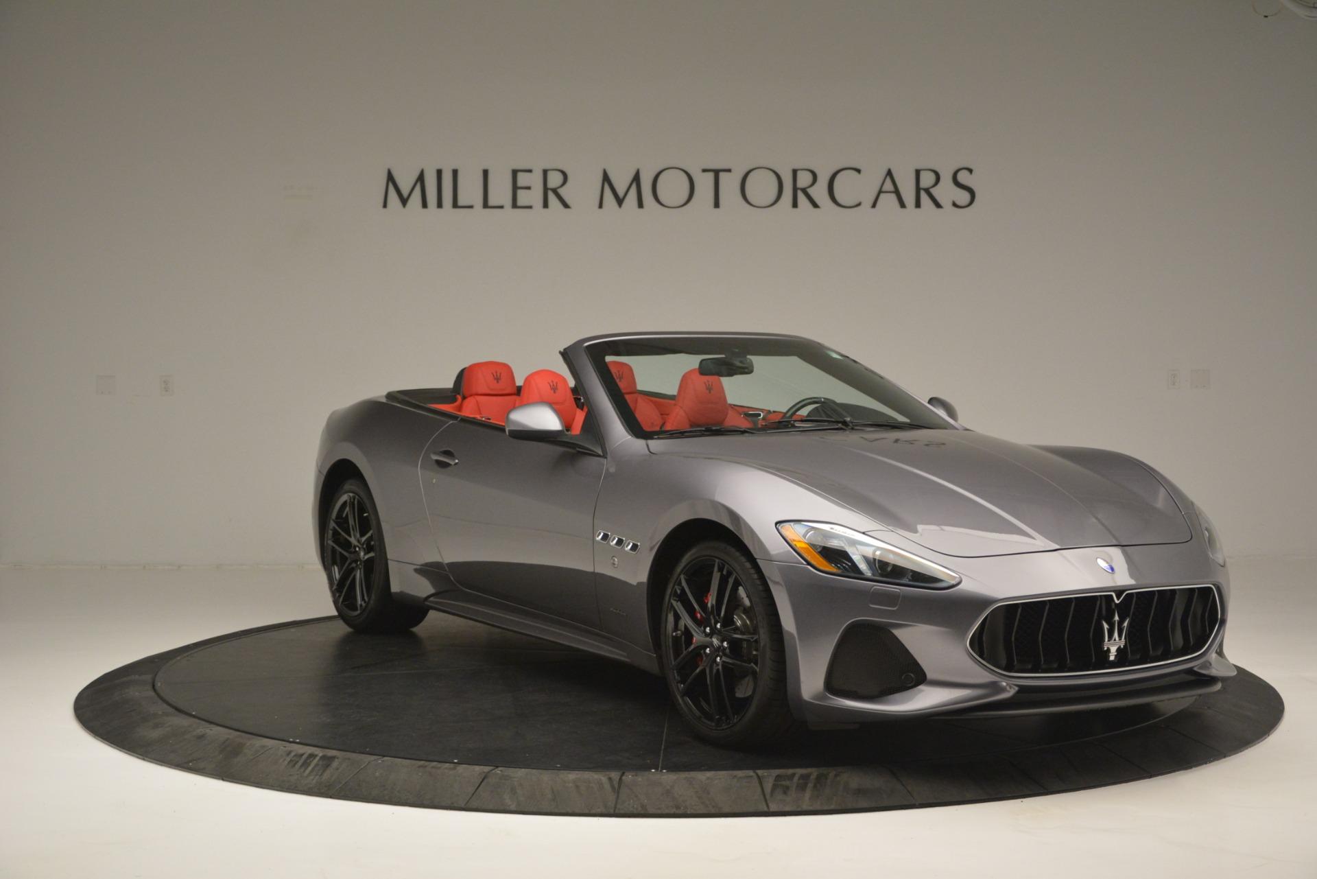 Used 2018 Maserati GranTurismo Sport For Sale In Greenwich, CT 2637_p9
