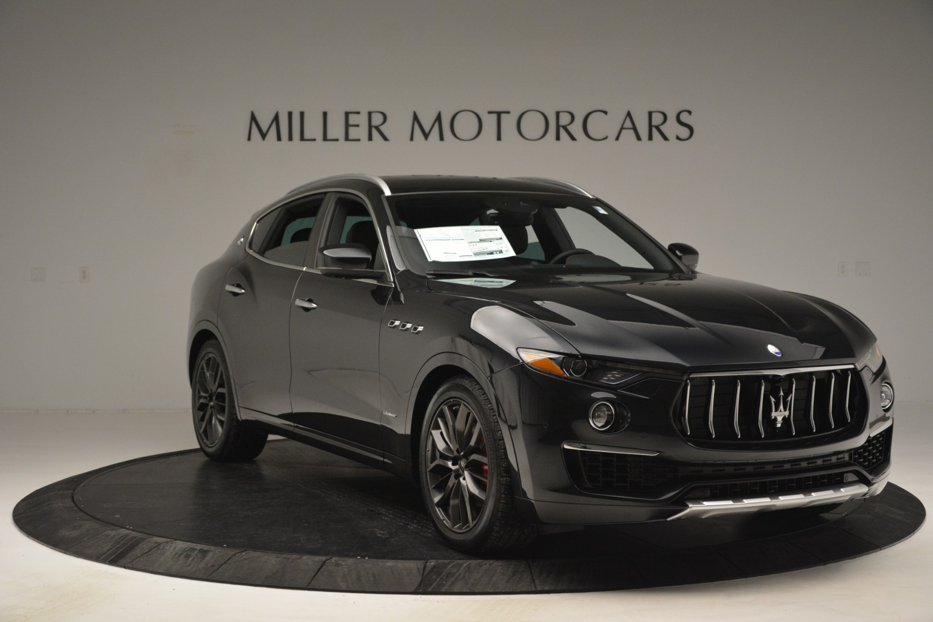 New 2019 Maserati Levante Q4 GranLusso For Sale In Greenwich, CT 2638_p12