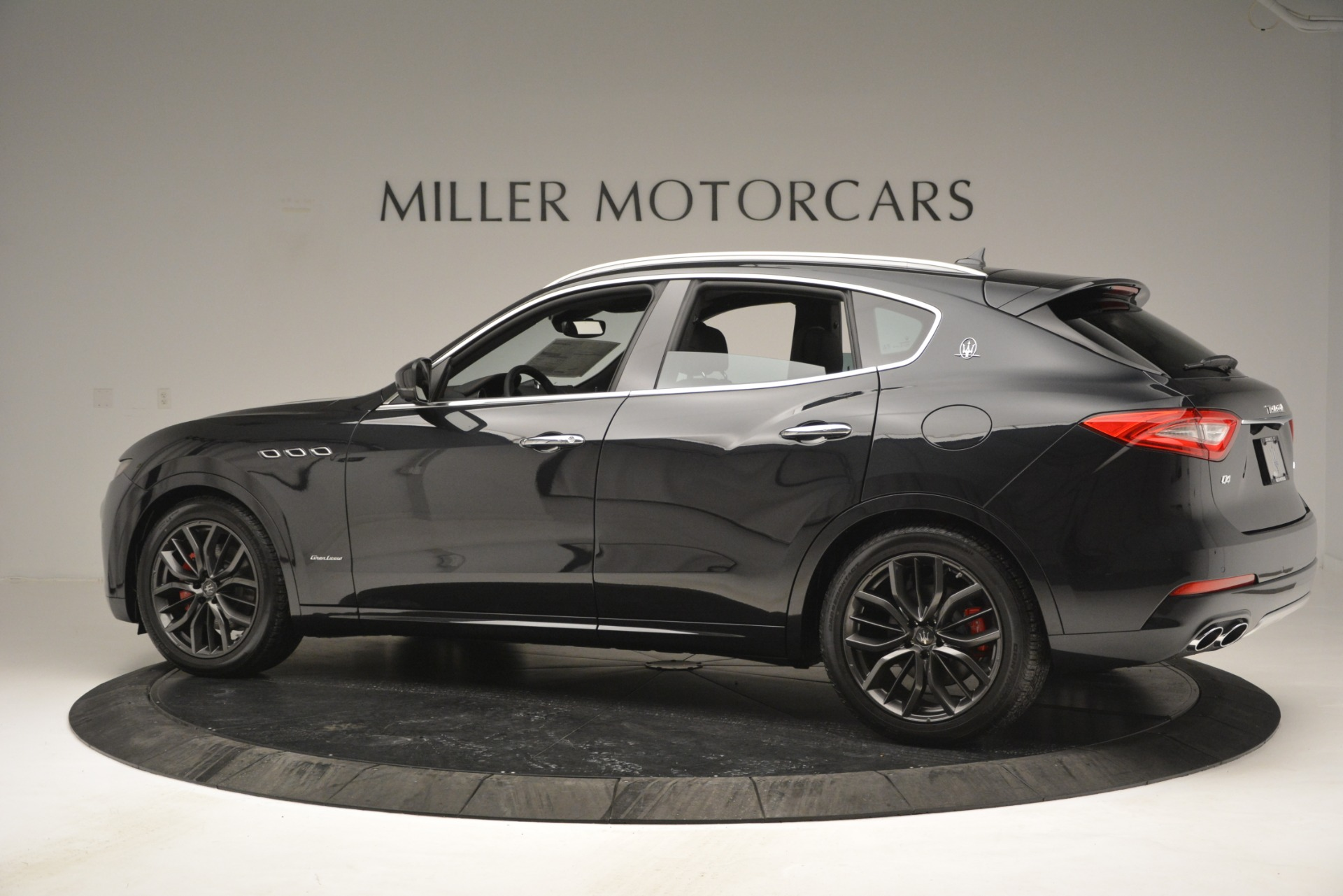 New 2019 Maserati Levante Q4 GranLusso For Sale In Greenwich, CT 2638_p5