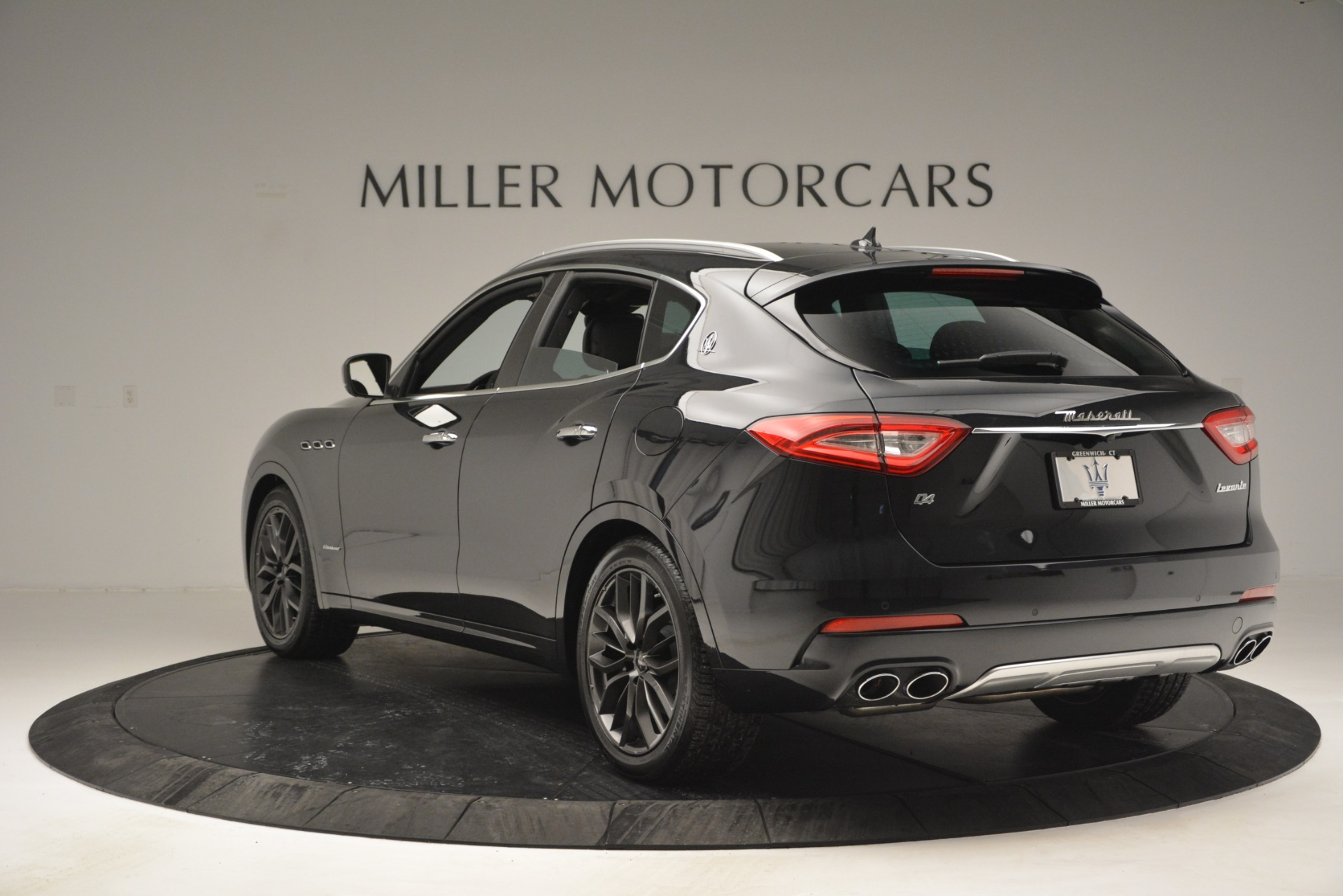 New 2019 Maserati Levante Q4 GranLusso For Sale In Greenwich, CT 2638_p6