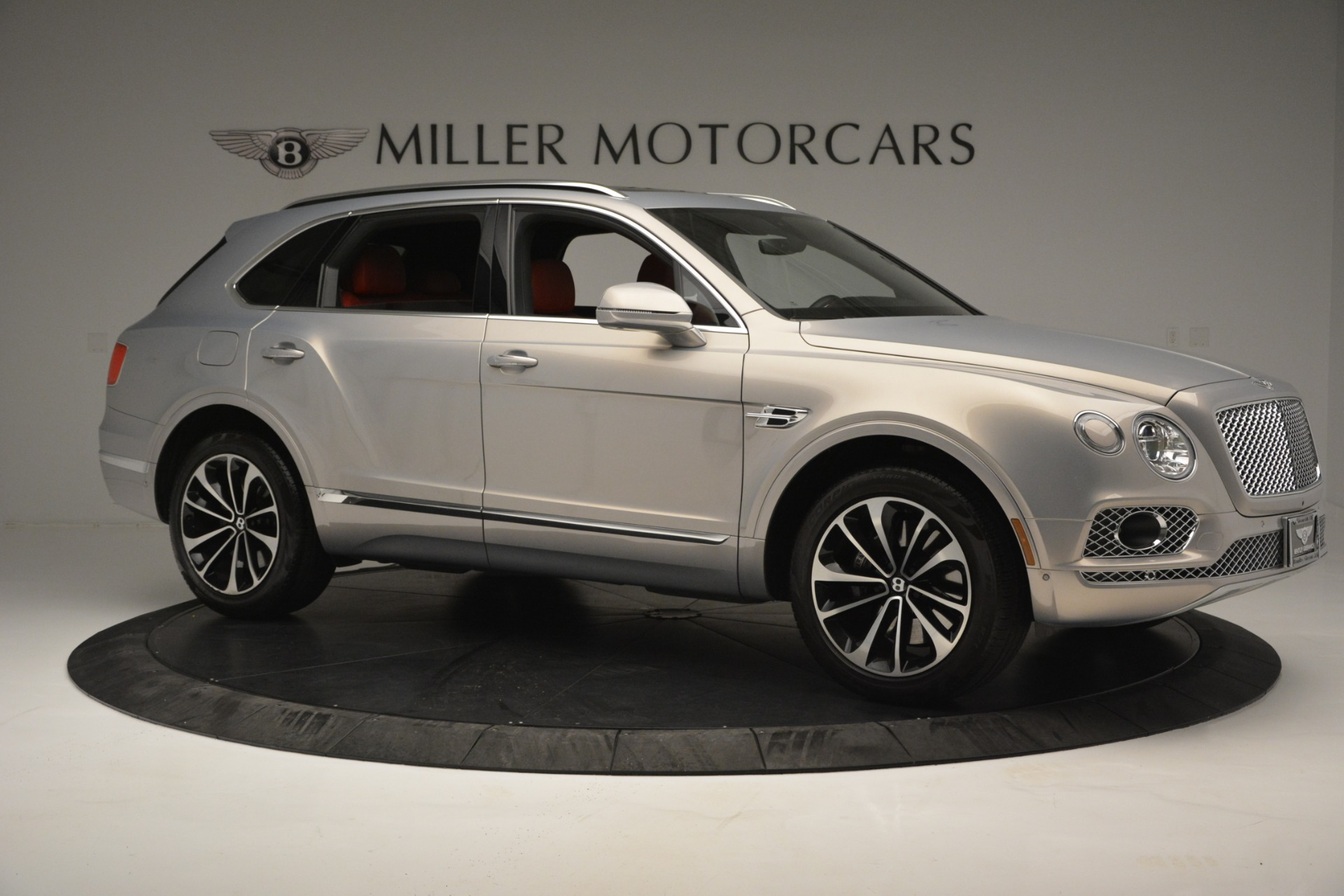 Used 2017 Bentley Bentayga W12 For Sale In Greenwich, CT 2641_p10