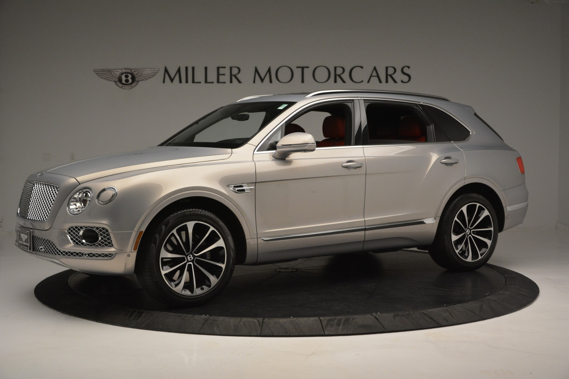 Used 2017 Bentley Bentayga W12 For Sale In Greenwich, CT 2641_p2