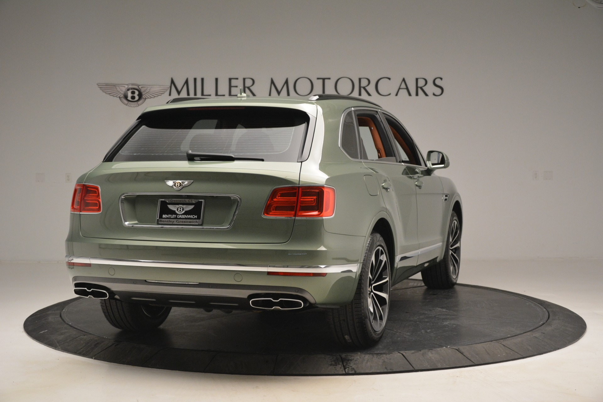New 2019 Bentley Bentayga V8 For Sale In Greenwich, CT 2644_p7