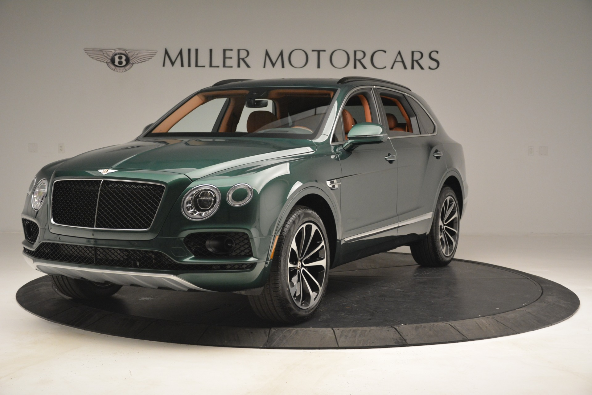 New 2019 Bentley Bentayga V8 For Sale In Greenwich, CT 2645_main