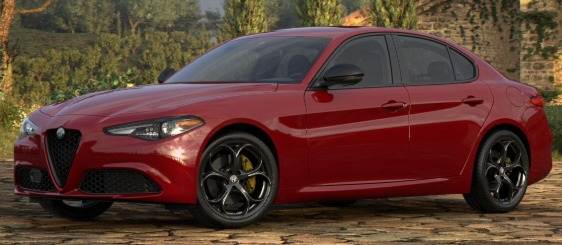 New 2018 Alfa Romeo Giulia Ti Q4 For Sale In Greenwich, CT