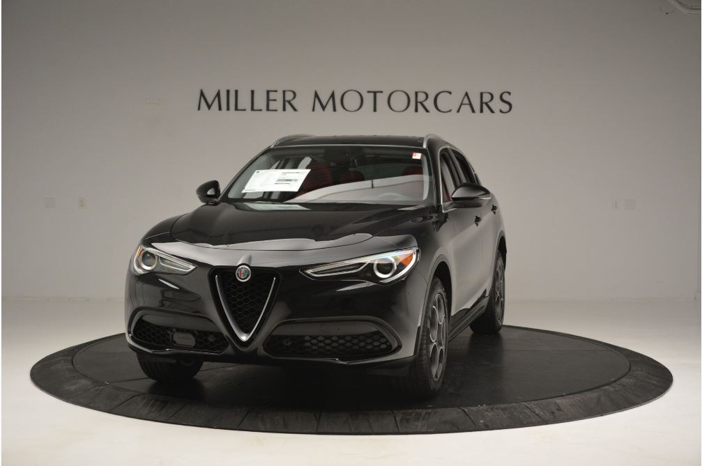 New 2019 Alfa Romeo Stelvio Q4 For Sale In Greenwich, CT 2650_main