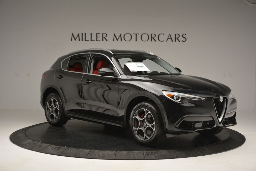 New 2019 Alfa Romeo Stelvio Q4 For Sale In Greenwich, CT 2650_p10