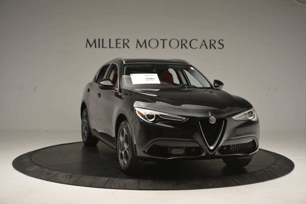 New 2019 Alfa Romeo Stelvio Q4 For Sale In Greenwich, CT 2650_p11