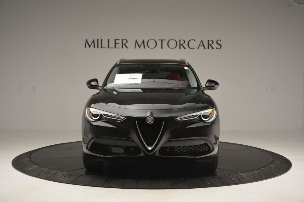 New 2019 Alfa Romeo Stelvio Q4 For Sale In Greenwich, CT 2650_p12