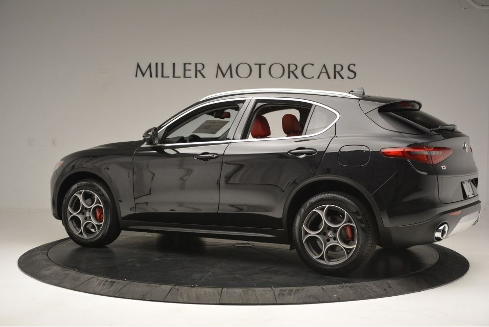 New 2019 Alfa Romeo Stelvio Q4 For Sale In Greenwich, CT 2650_p4