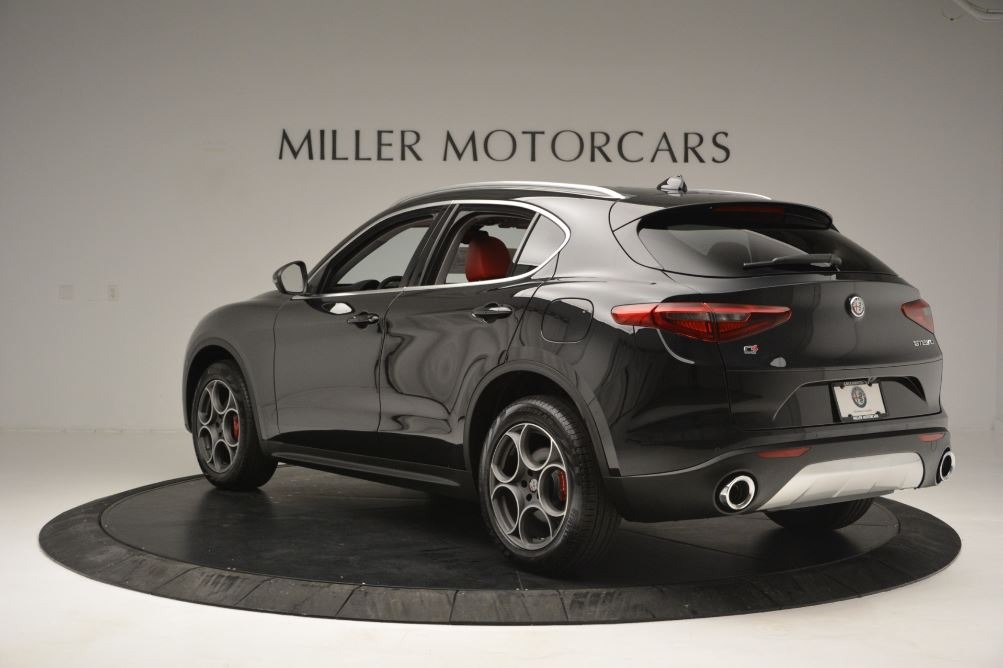 New 2019 Alfa Romeo Stelvio Q4 For Sale In Greenwich, CT 2650_p5
