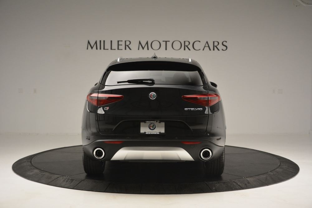 New 2019 Alfa Romeo Stelvio Q4 For Sale In Greenwich, CT 2650_p6