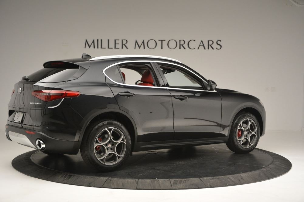 New 2019 Alfa Romeo Stelvio Q4 For Sale In Greenwich, CT 2650_p8