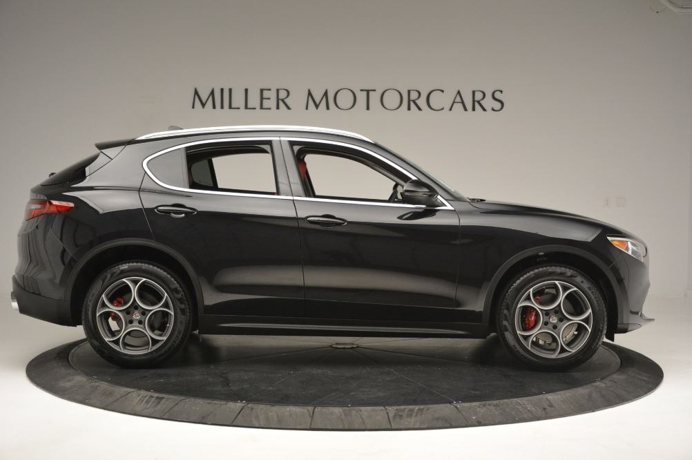 New 2019 Alfa Romeo Stelvio Q4 For Sale In Greenwich, CT 2650_p9