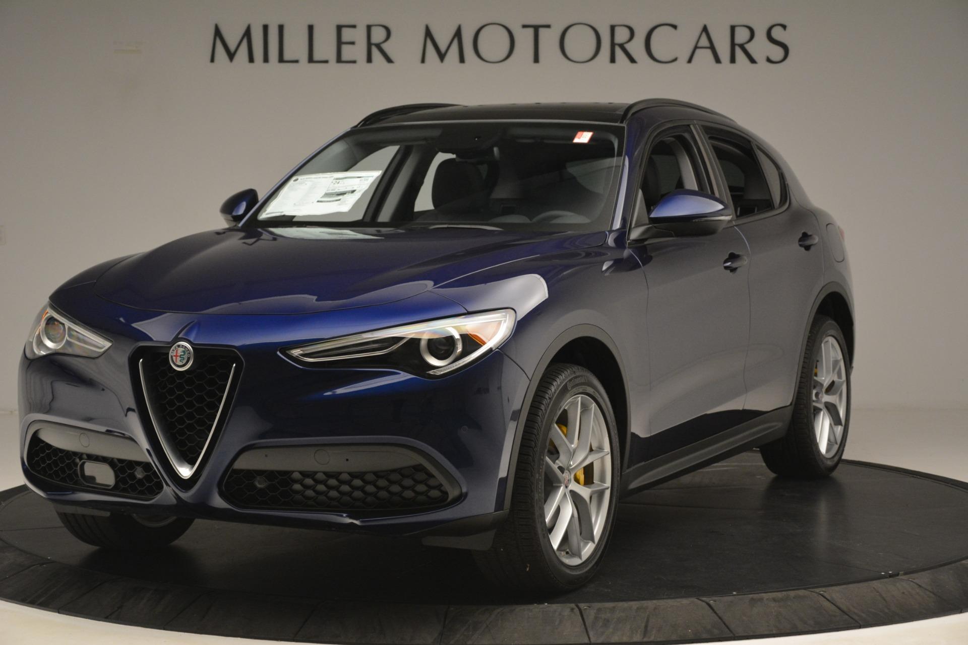 New 2019 Alfa Romeo Stelvio SPORT AWD For Sale In Greenwich, CT 2652_main