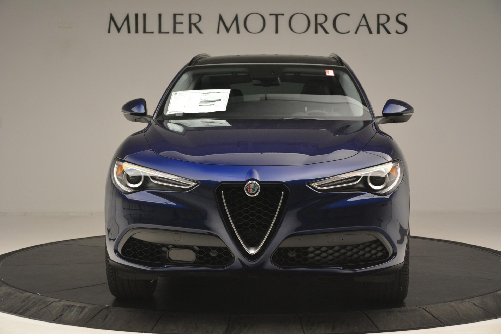 New 2019 Alfa Romeo Stelvio SPORT AWD For Sale In Greenwich, CT 2652_p12