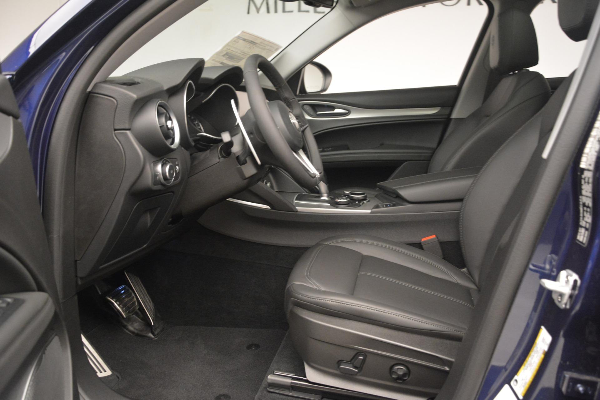 New 2019 Alfa Romeo Stelvio SPORT AWD For Sale In Greenwich, CT 2652_p14