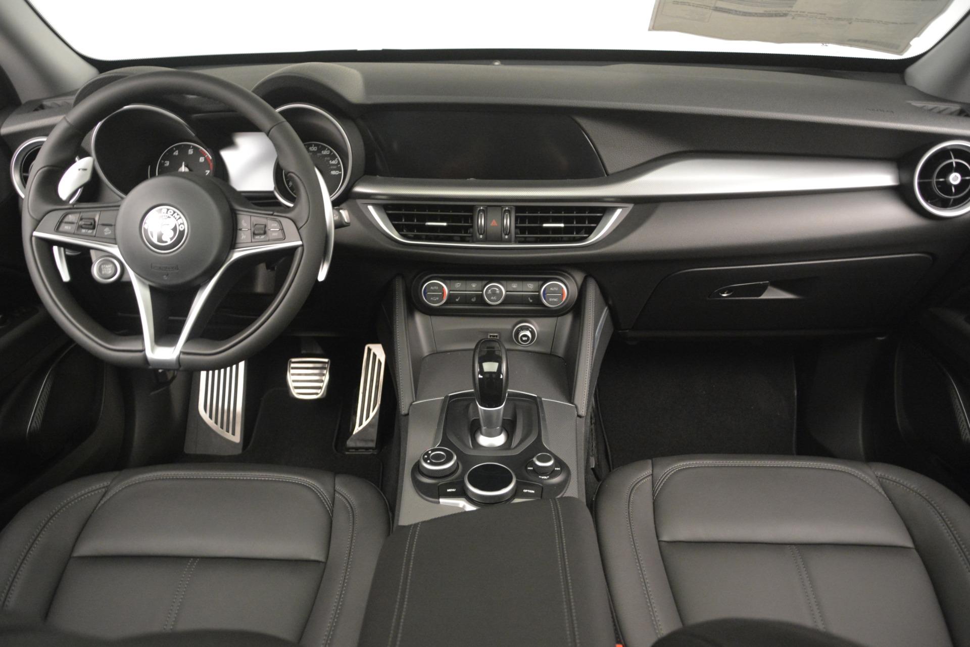 New 2019 Alfa Romeo Stelvio SPORT AWD For Sale In Greenwich, CT 2652_p16