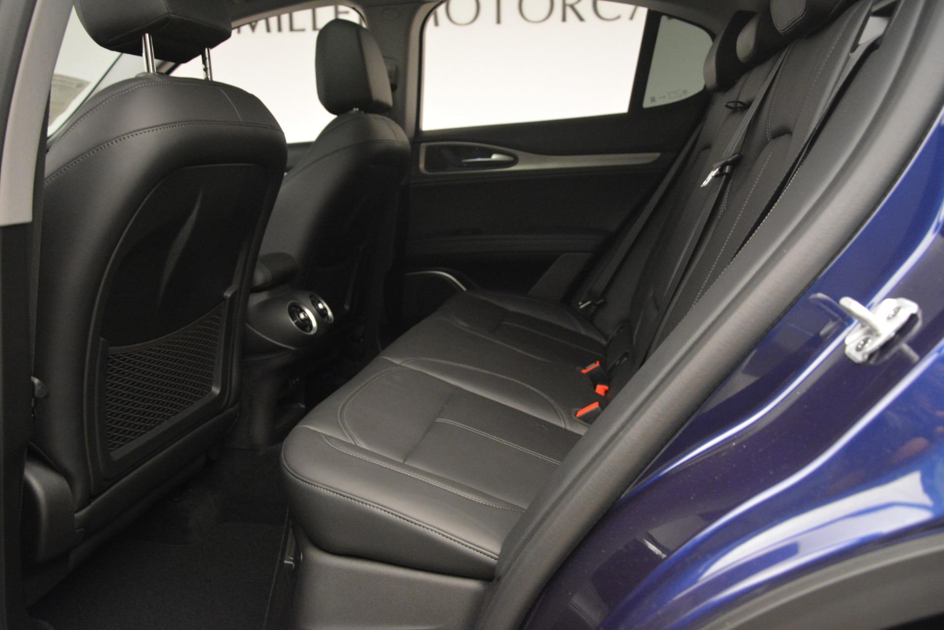 New 2019 Alfa Romeo Stelvio SPORT AWD For Sale In Greenwich, CT 2652_p19