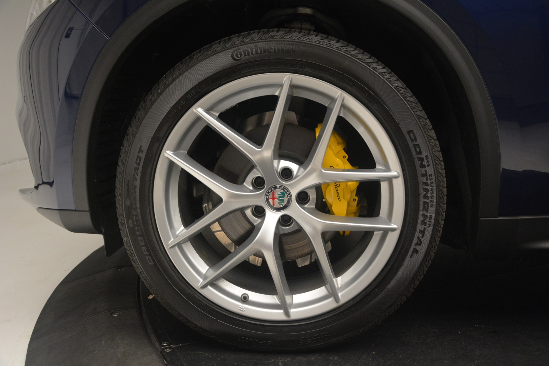 New 2019 Alfa Romeo Stelvio SPORT AWD For Sale In Greenwich, CT 2652_p30