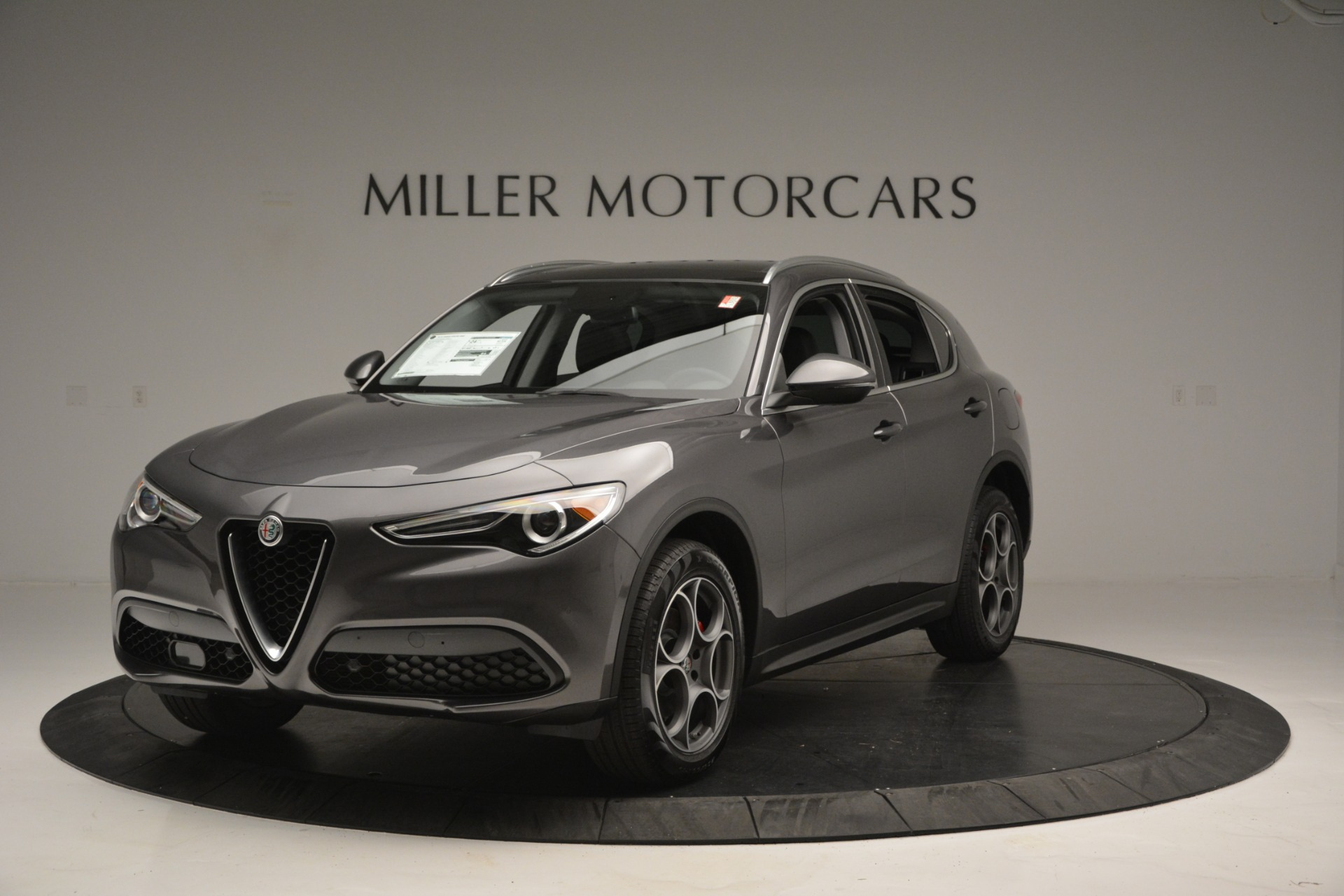 New 2019 Alfa Romeo Stelvio Q4 For Sale In Greenwich, CT 2653_main