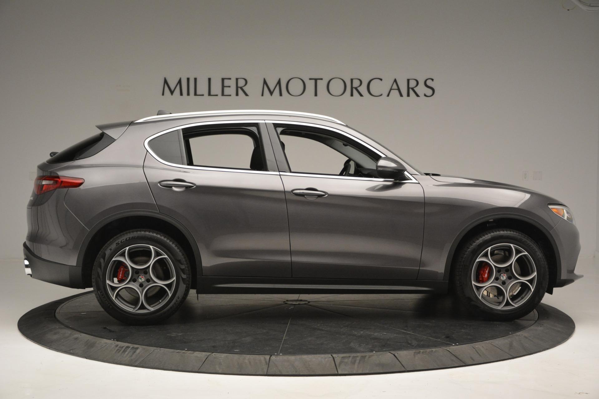 New 2019 Alfa Romeo Stelvio Q4 For Sale In Greenwich, CT 2653_p12