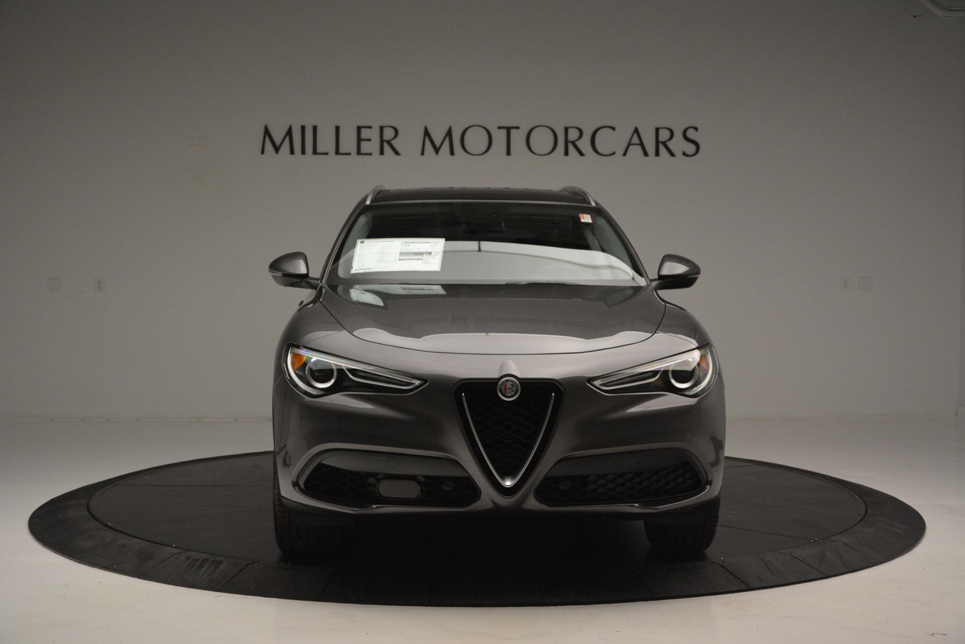 New 2019 Alfa Romeo Stelvio Q4 For Sale In Greenwich, CT 2653_p16